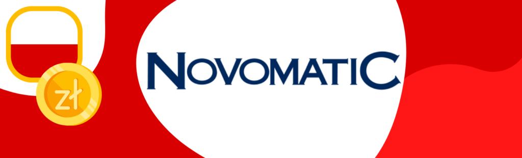 Novomatic Gaming produkuje gry od ponad 40 lat! Dowiedz się więcej o tym producencie!