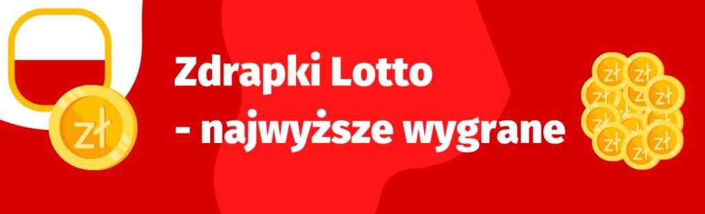 Na pewno znasz zdrapki Lotto - poznaj najwyższe wygrane i dowiedz się, komu udało się zgarnąć wysokie nagrody!