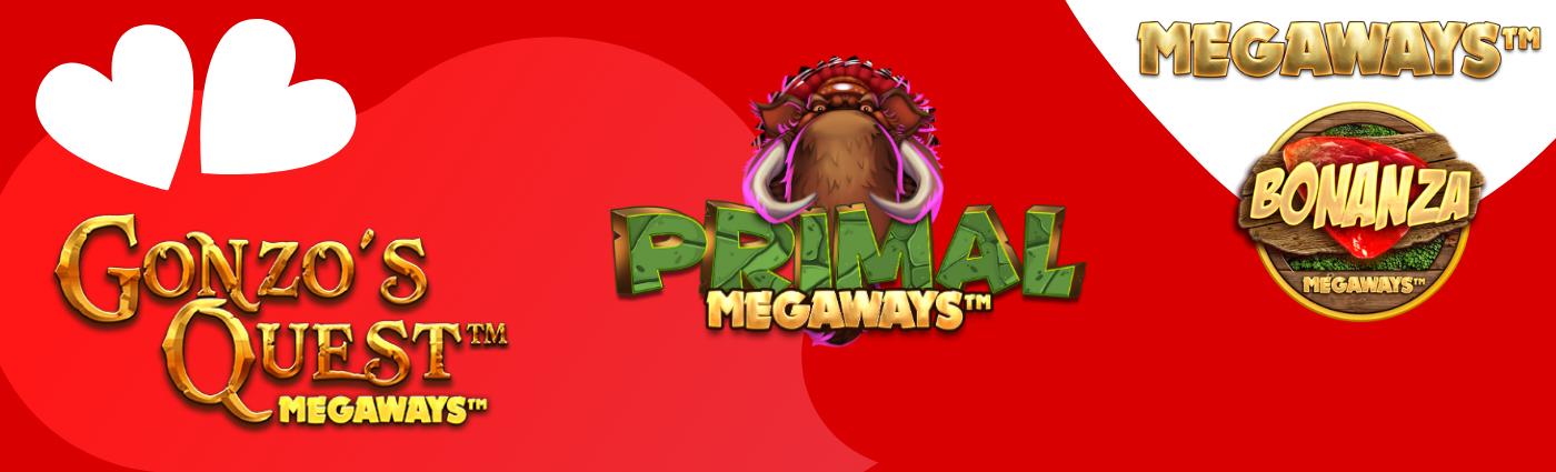 Najpopularniejsze sloty typu Megaways z wysokim RTP.